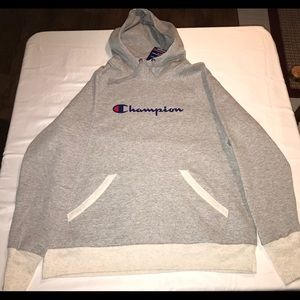 Men's Champion Hoodie New with Tag